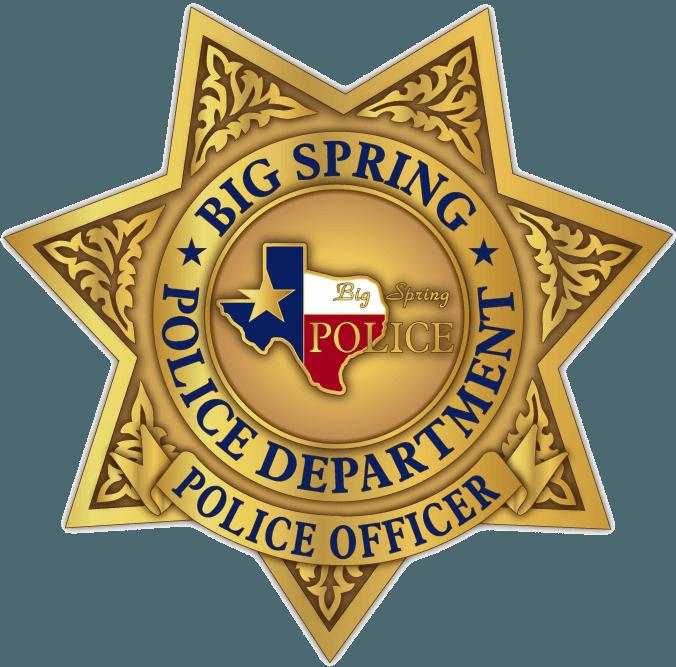 Big Spring Police Dept