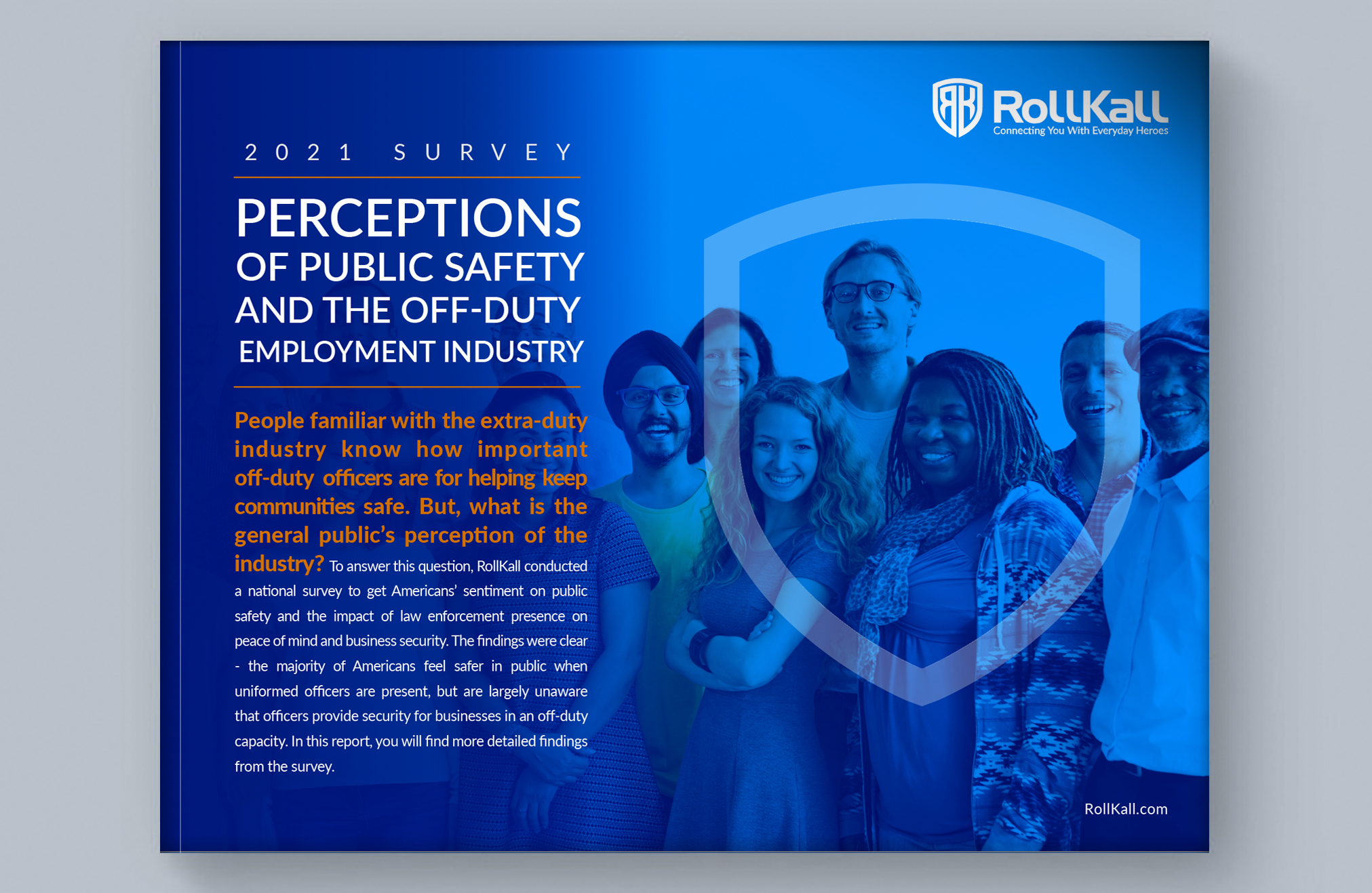 2021 Survey -Perceptions of Public Safety and The Off-Duty Employment Industry